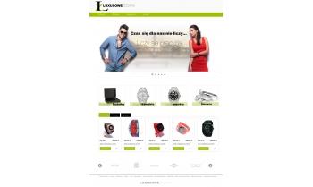 Sklepy internetowe prestashop - portfolio prestaplay - Zegarki i biżuteria