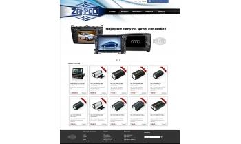 Sklepy internetowe prestashop - portfolio prestaplay - Elektronika