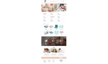 Sklepy internetowe prestashop - portfolio prestaplay - Dla dzieci